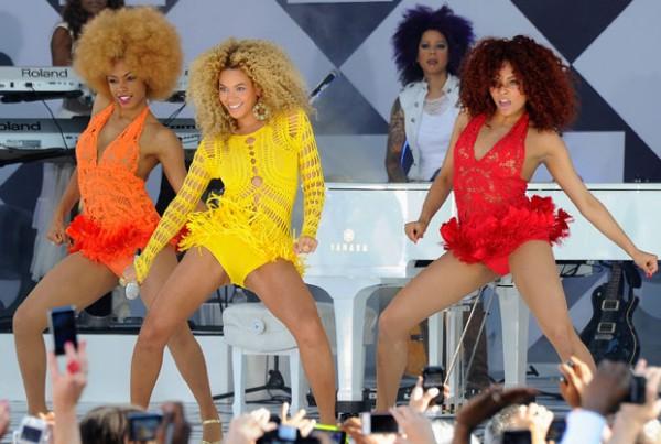 Beyonce-GMA
